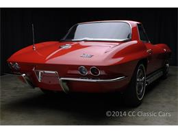 Picture of '66 Corvette located in Pennsylvania Offered by CC Classic Cars - HZ0A