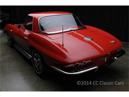 Picture of '66 Corvette located in Pennsylvania Auction Vehicle - HZ0A