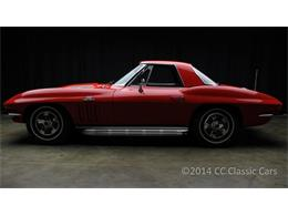 Picture of Classic 1966 Chevrolet Corvette located in West Chester Pennsylvania Auction Vehicle Offered by CC Classic Cars - HZ0A