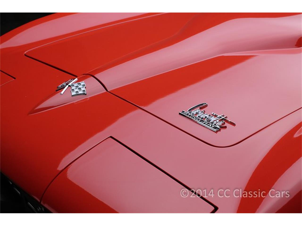 Large Picture of '66 Corvette Auction Vehicle Offered by CC Classic Cars - HZ0A