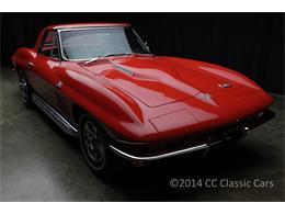 Picture of 1966 Chevrolet Corvette Auction Vehicle - HZ0A