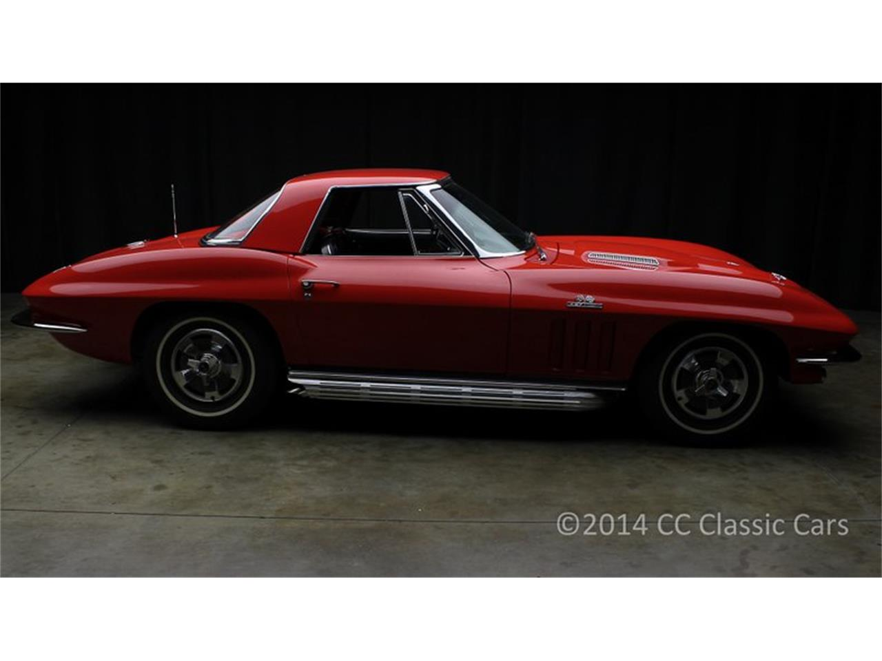Large Picture of '66 Chevrolet Corvette located in Pennsylvania Auction Vehicle - HZ0A