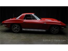 Picture of Classic '66 Corvette Offered by CC Classic Cars - HZ0A