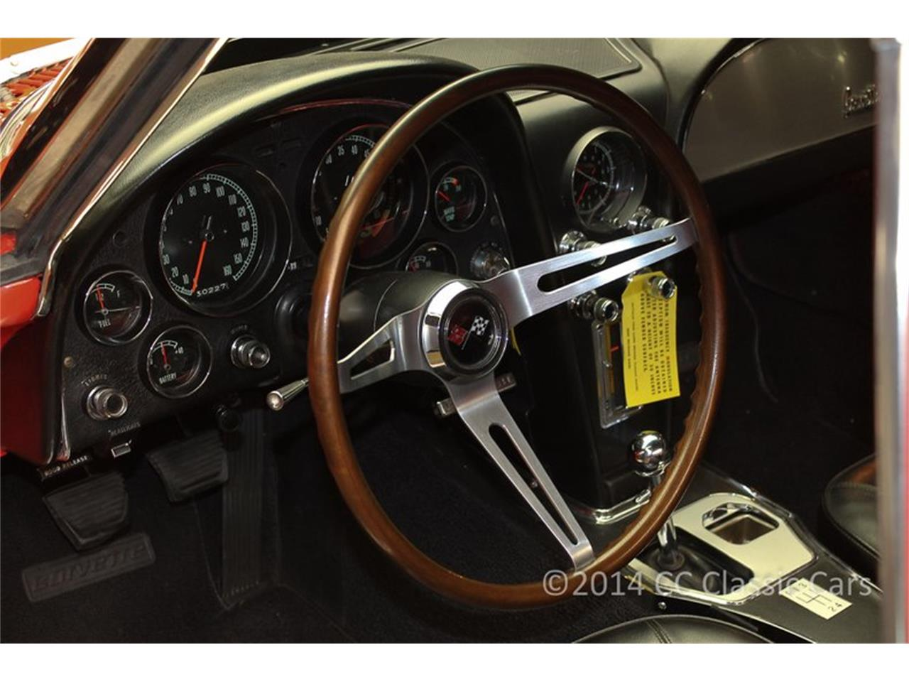 Large Picture of Classic '66 Chevrolet Corvette Offered by CC Classic Cars - HZ0A
