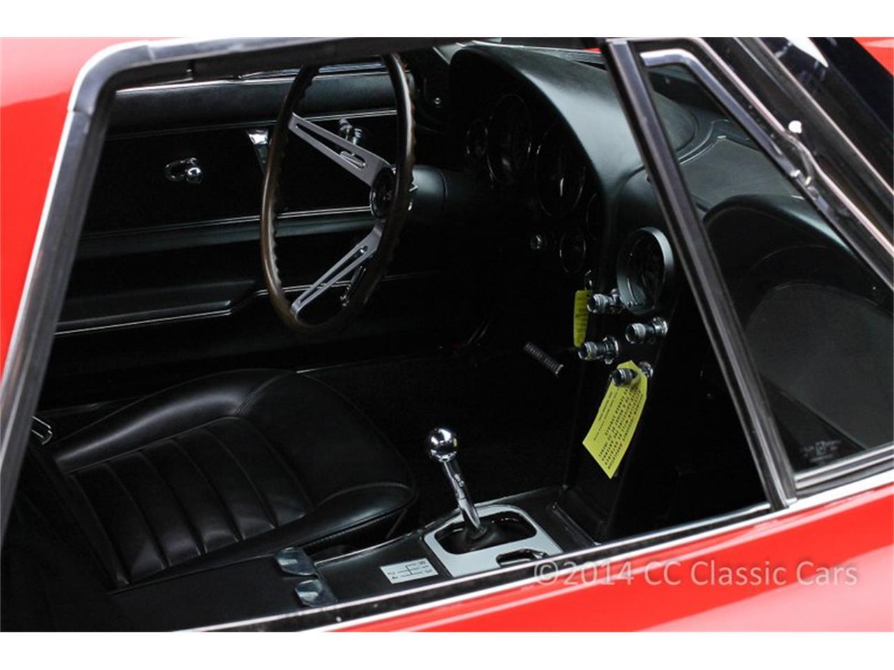 Large Picture of Classic 1966 Chevrolet Corvette - HZ0A