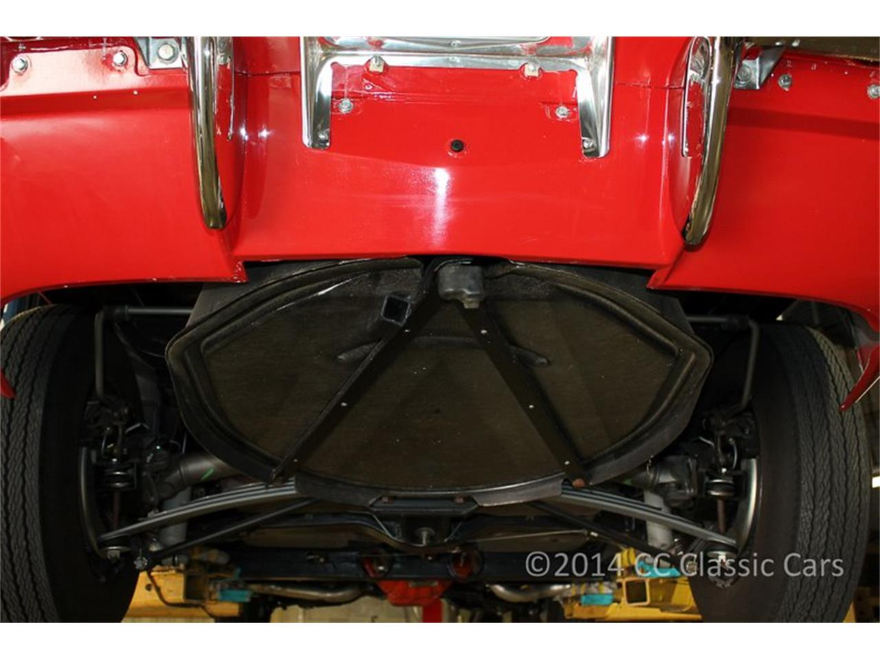 Large Picture of Classic 1966 Chevrolet Corvette Auction Vehicle Offered by CC Classic Cars - HZ0A