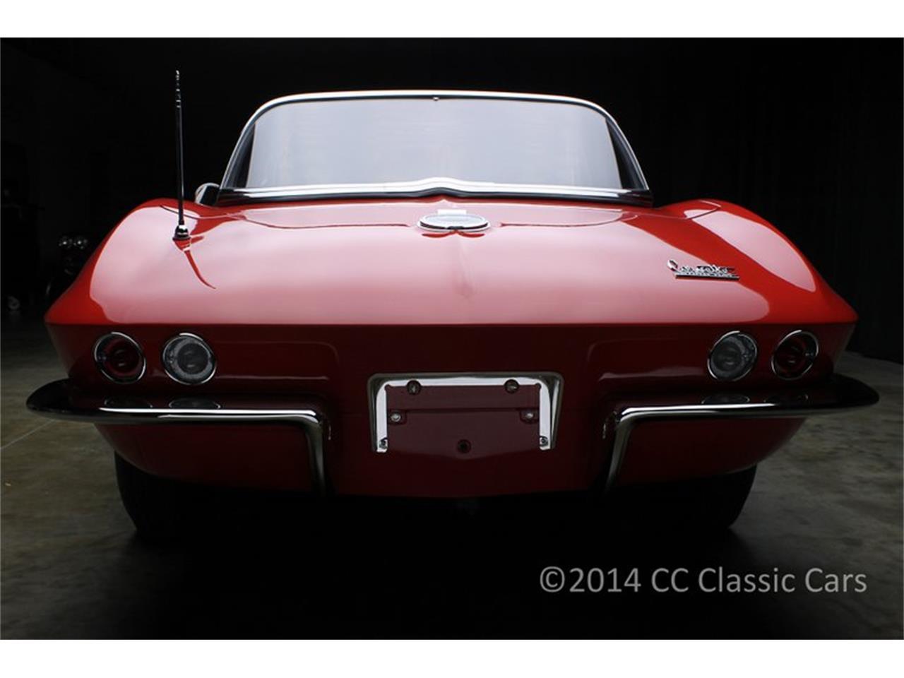 Large Picture of 1966 Chevrolet Corvette - HZ0A