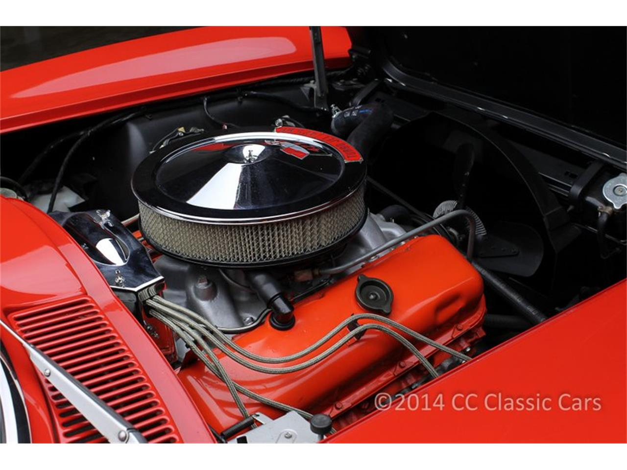 Large Picture of Classic '66 Corvette Auction Vehicle Offered by CC Classic Cars - HZ0A