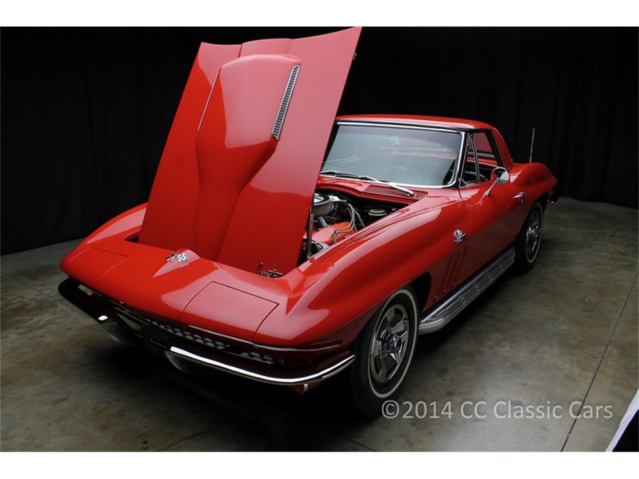 Large Picture of 1966 Chevrolet Corvette Auction Vehicle - HZ0A