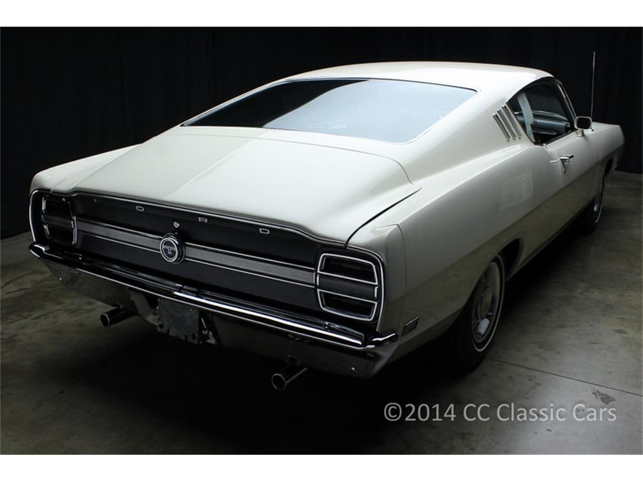 Large Picture of '69 Ford Torino located in West Chester Pennsylvania Offered by CC Classic Cars - HZ0H