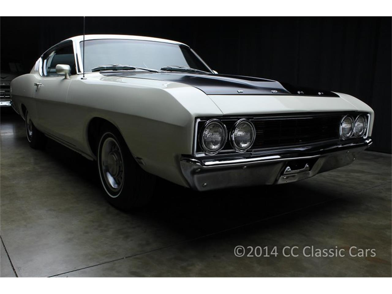 Large Picture of 1969 Ford Torino - HZ0H