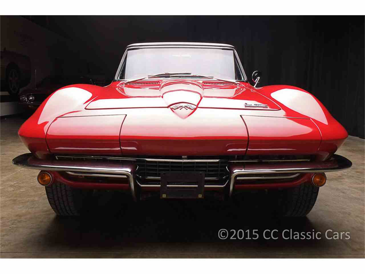Large Picture of '66 Corvette - HZ19