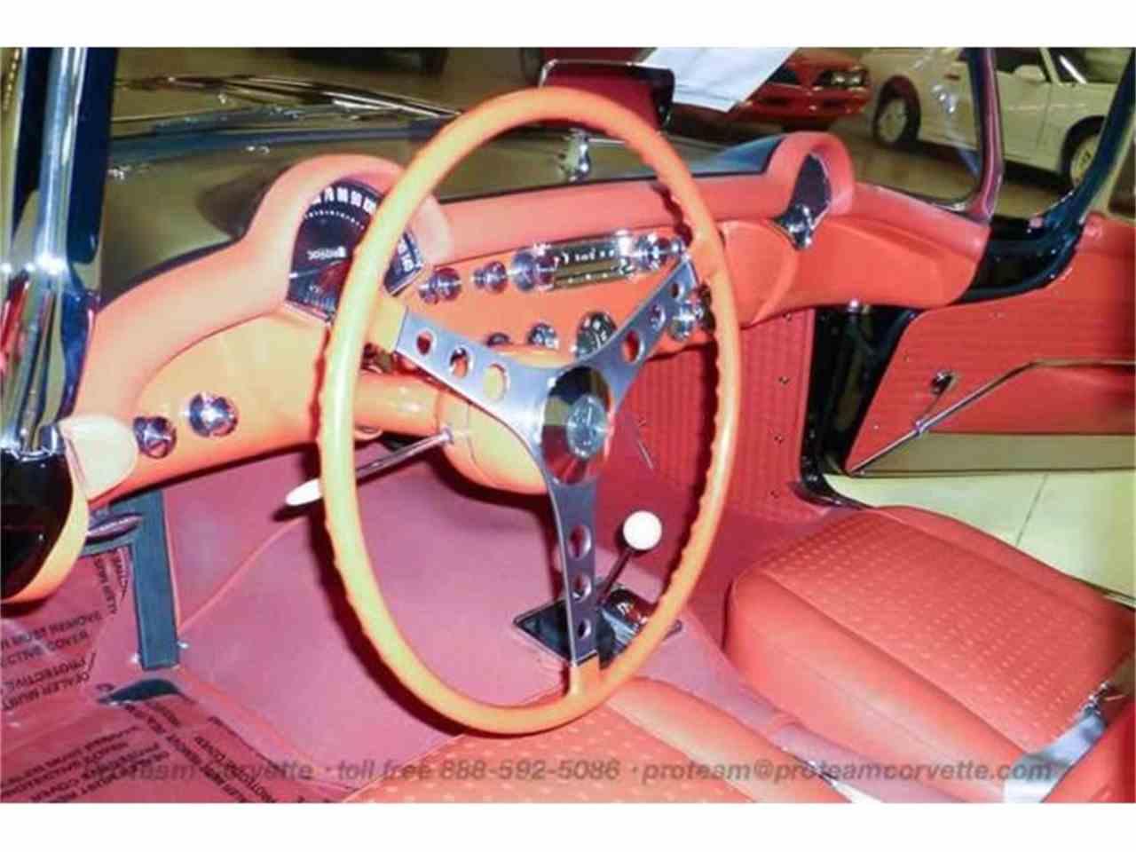 Large Picture of '57 Corvette - HZ80