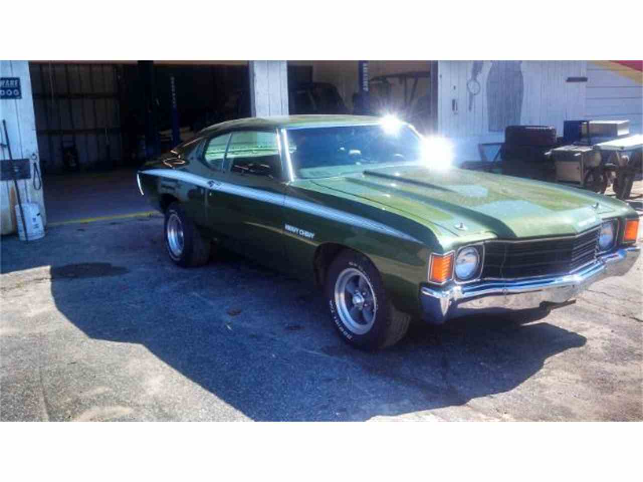 Large Picture of '72 Heavy Chevy Offered by a Private Seller - HZ8F
