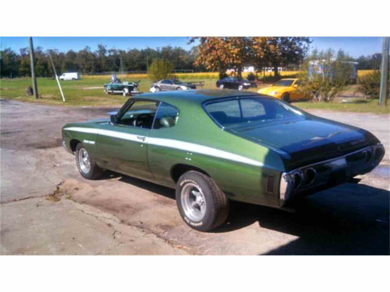 Large Picture of 1972 Heavy Chevy located in Virginia Offered by a Private Seller - HZ8F