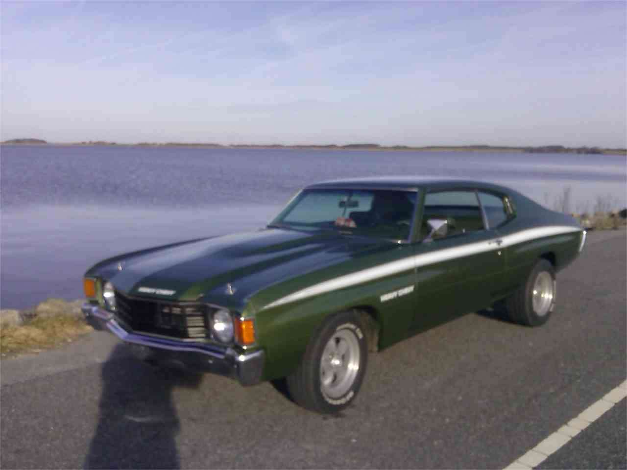 Large Picture of 1972 Chevrolet Heavy Chevy - $39,000.00 - HZ8F