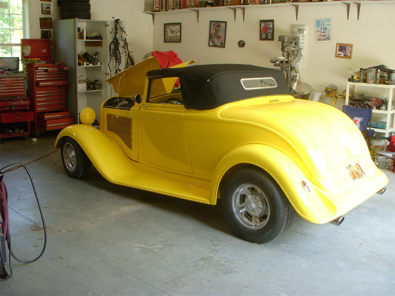 Large Picture of 1933 Cabriolet located in Mcdonough Georgia Offered by a Private Seller - HZA7