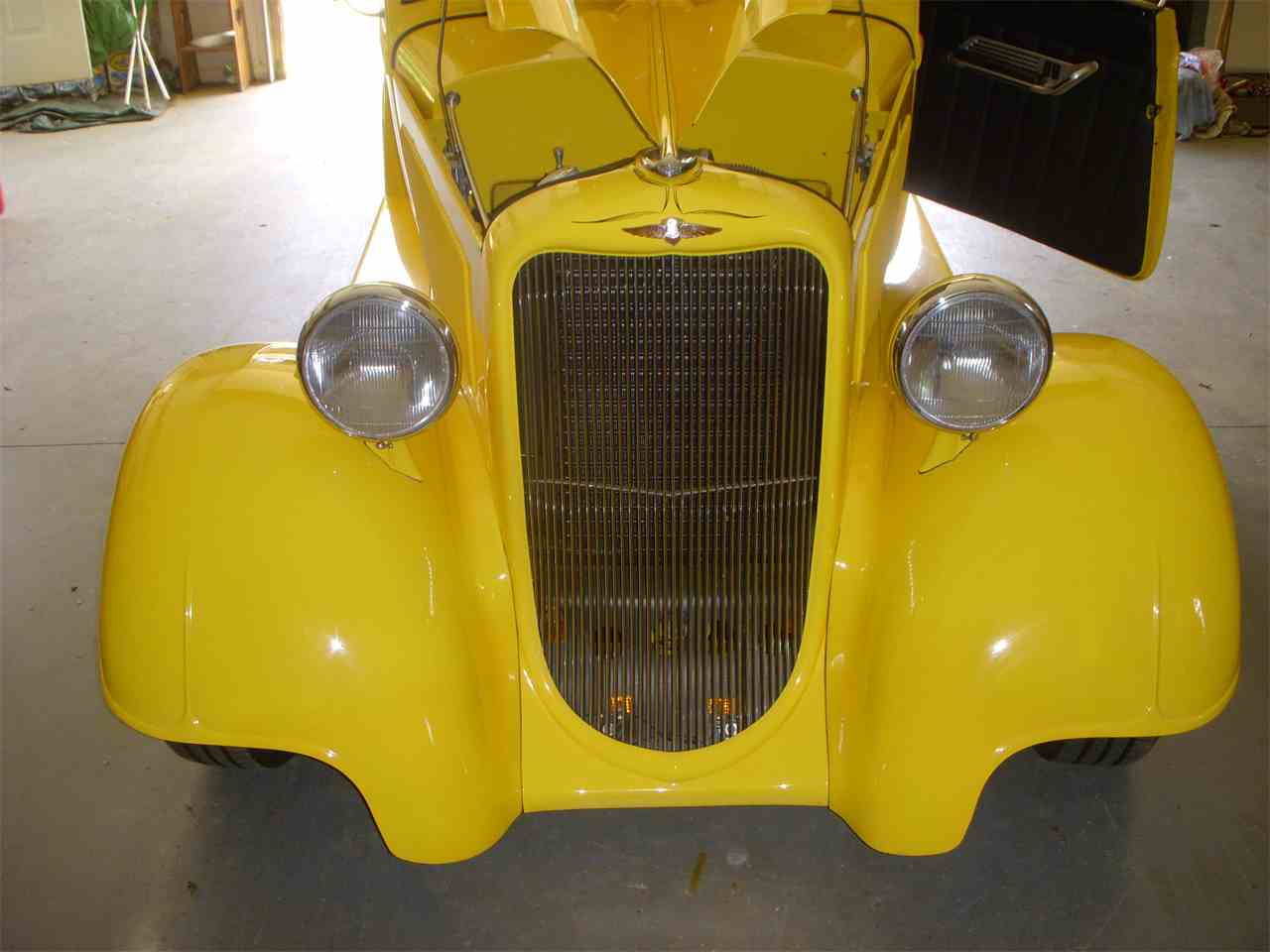 Large Picture of '33 Cabriolet - HZA7
