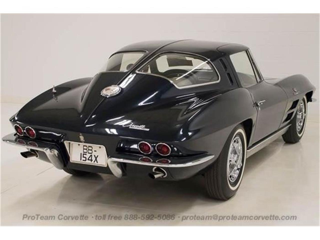 Large Picture of Classic 1963 Chevrolet Corvette located in Ohio - $575,000.00 Offered by Proteam Corvette Sales - HZAC