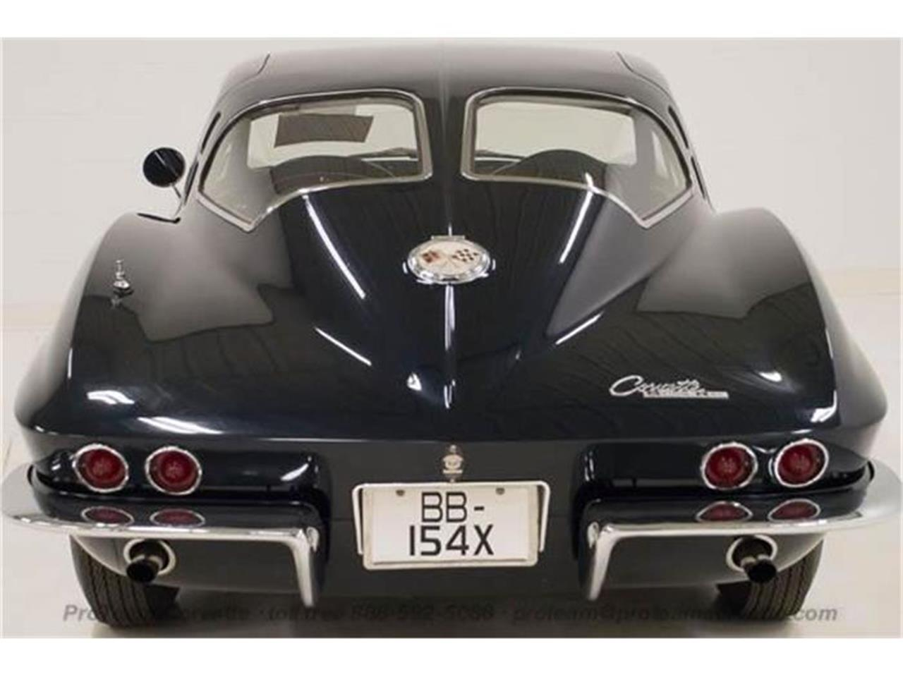 Large Picture of Classic 1963 Corvette Offered by Proteam Corvette Sales - HZAC