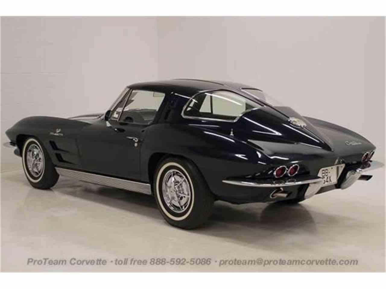 Large Picture of '63 Corvette - HZAC