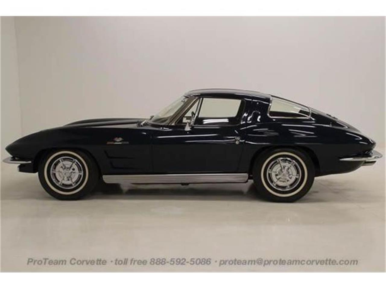 Large Picture of Classic '63 Chevrolet Corvette - $575,000.00 Offered by Proteam Corvette Sales - HZAC