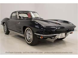 Picture of Classic 1963 Chevrolet Corvette located in Ohio Offered by Proteam Corvette Sales - HZAC