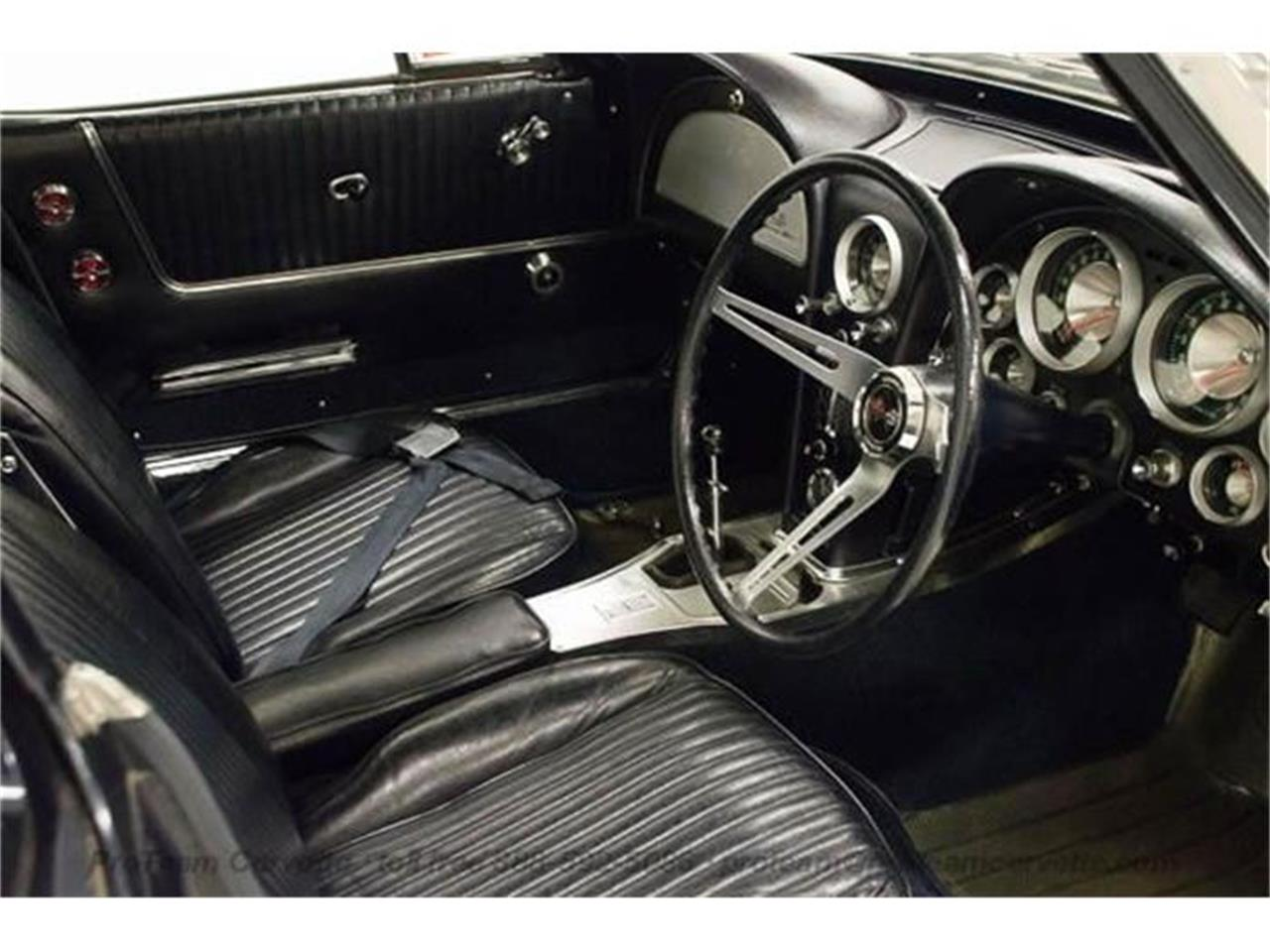 Large Picture of Classic '63 Chevrolet Corvette located in Ohio Offered by Proteam Corvette Sales - HZAC