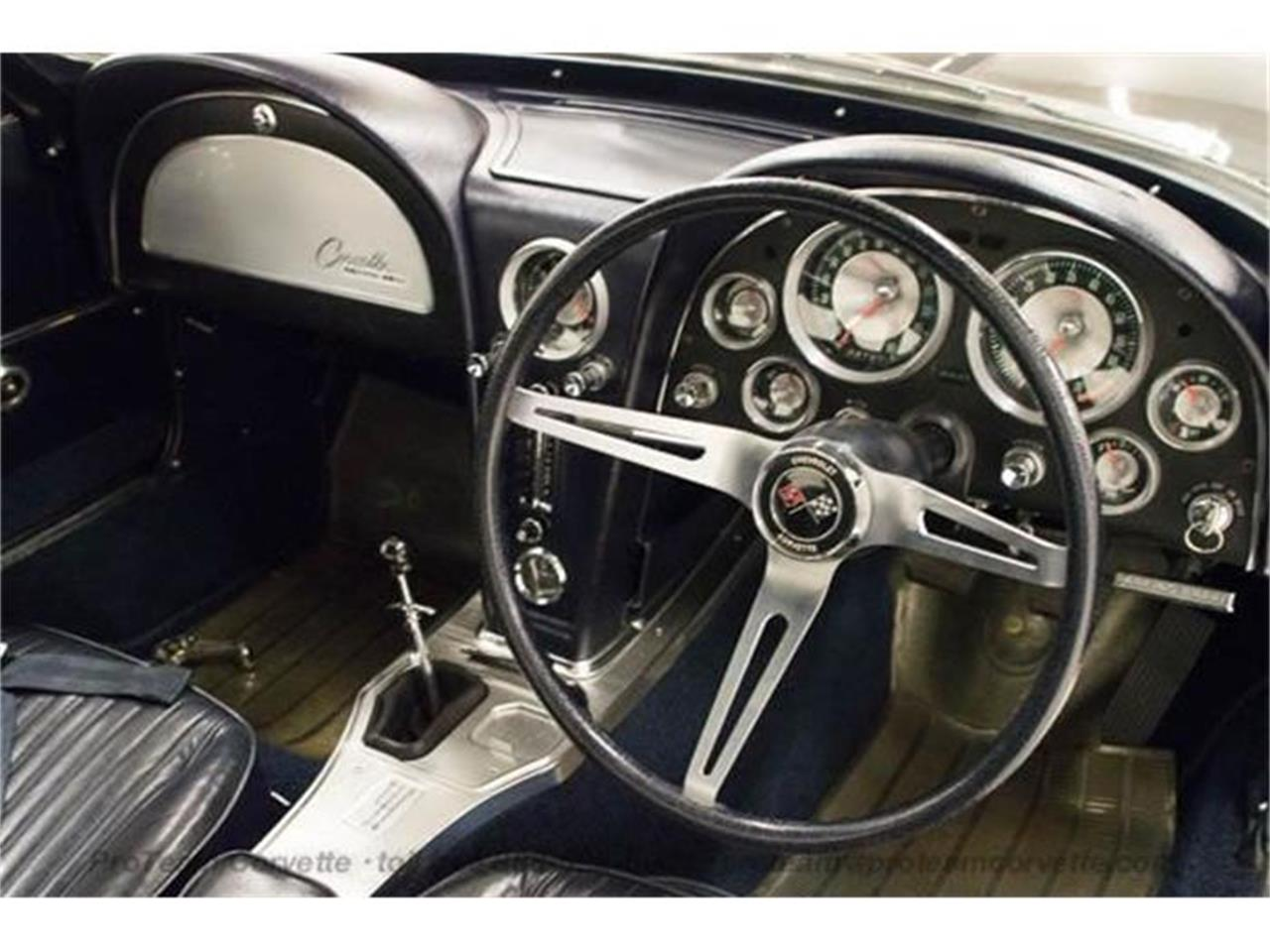 Large Picture of Classic 1963 Corvette located in Ohio - $575,000.00 Offered by Proteam Corvette Sales - HZAC
