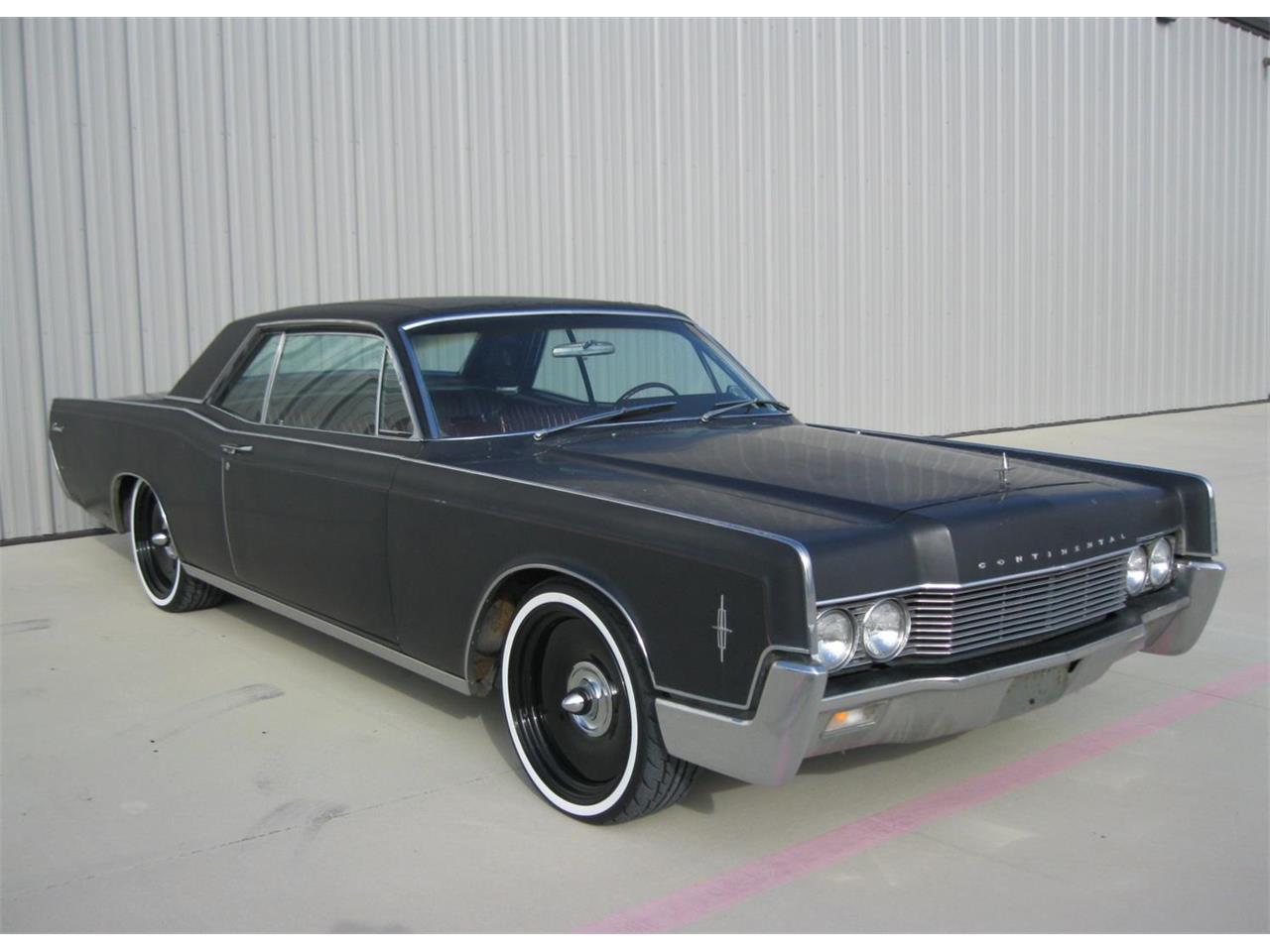 1966 lincoln continental for sale cc 839027. Black Bedroom Furniture Sets. Home Design Ideas