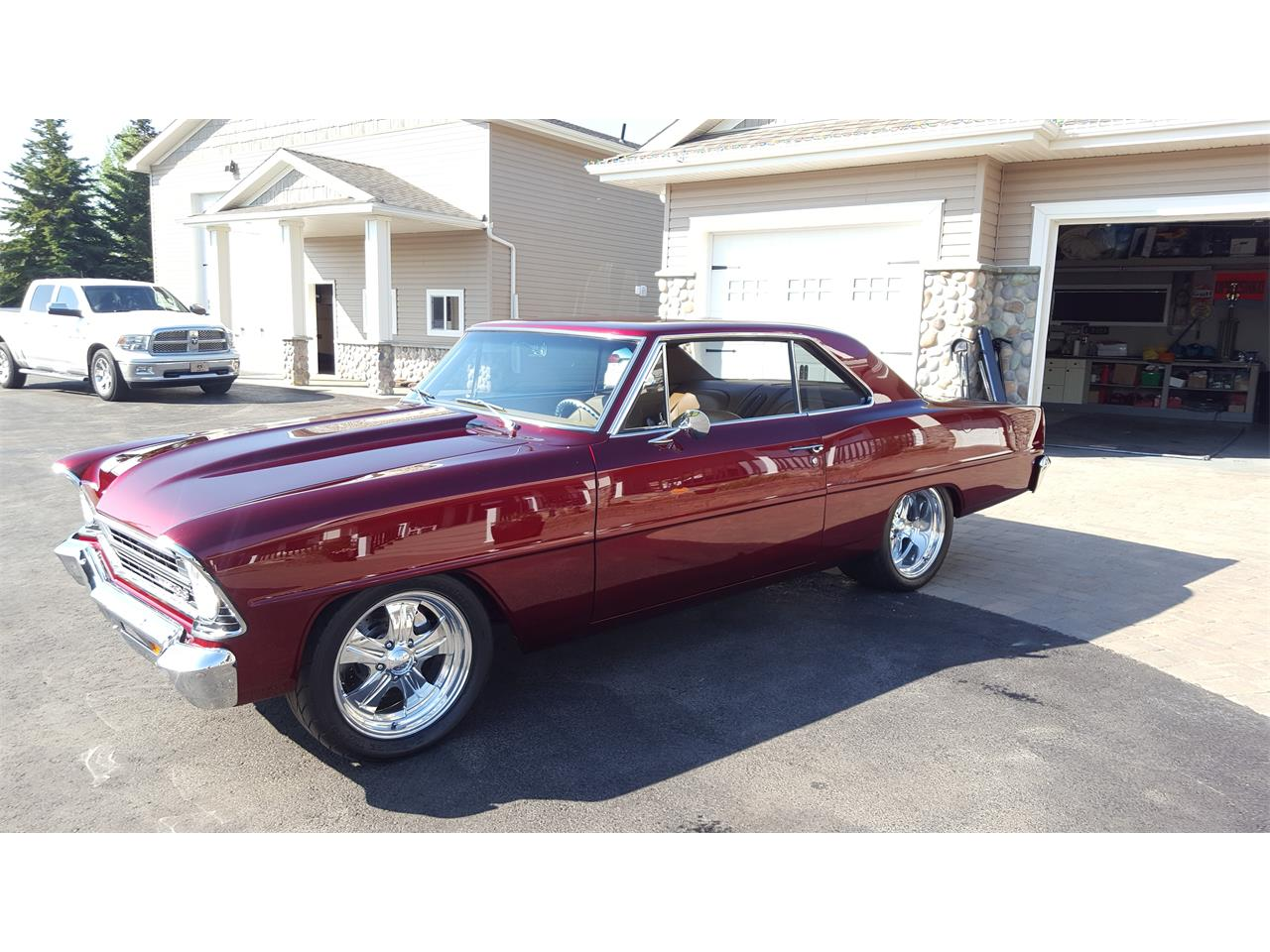 Large Picture of '67 Nova SS located in Alberta Offered by a Private Seller - HZEL