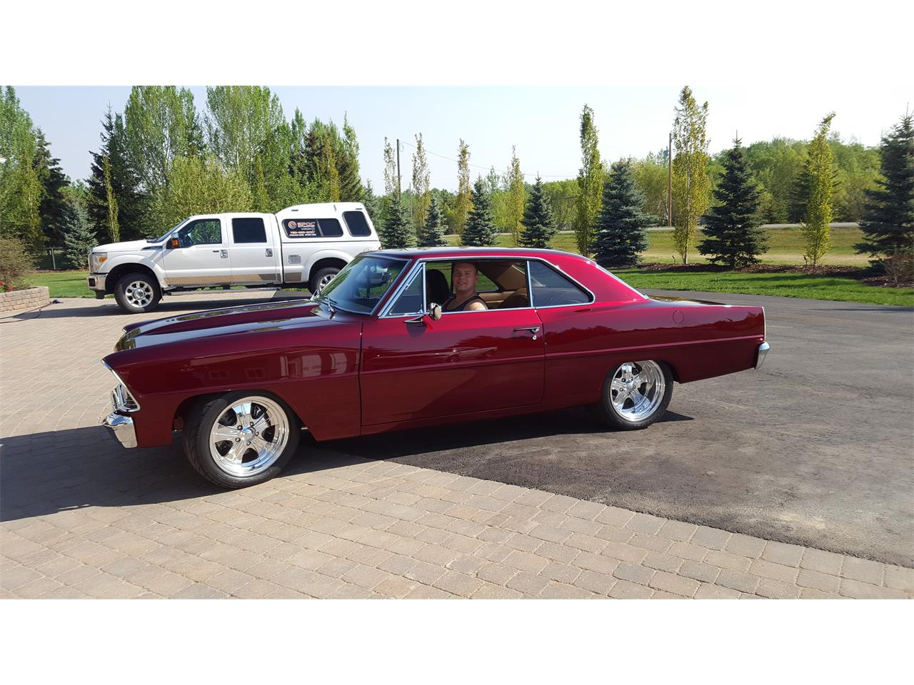 Large Picture of 1967 Chevrolet Nova SS located in Spruce Grove Alberta - HZEL