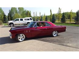 Picture of Classic '67 Chevrolet Nova SS located in Spruce Grove Alberta - $120,000.00 - HZEL