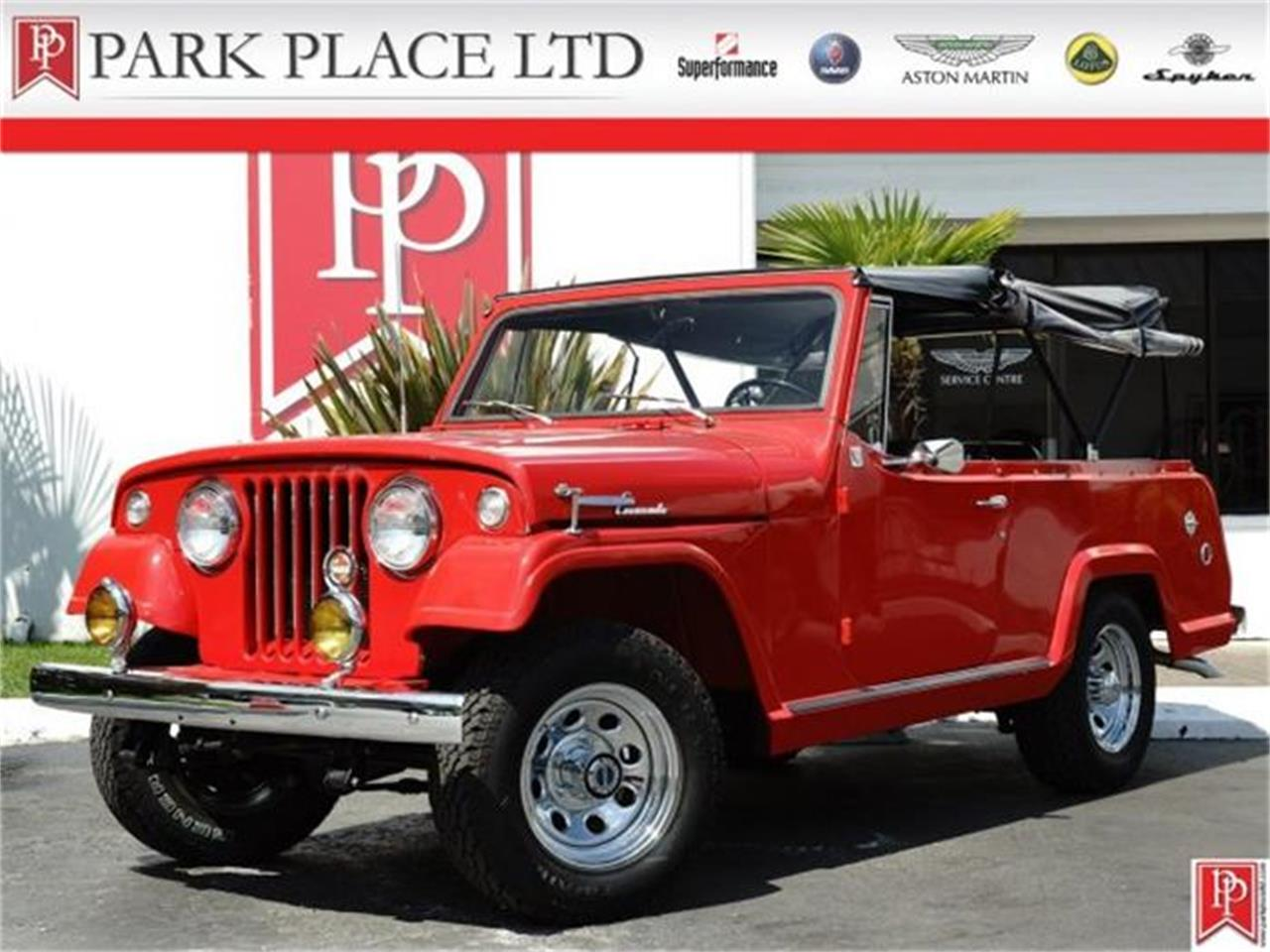 1967 Jeep Kaiser Jeepster Commando For Sale Cc Wiring Large Picture Of 67 Hzf5