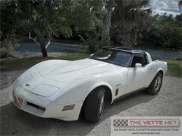 Picture of '82 Chevrolet Corvette located in Sarasota Florida - $10,990.00 - HZFB