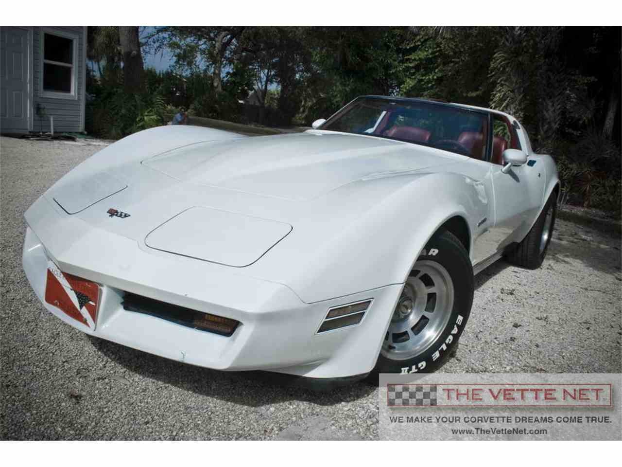 Large Picture of '82 Corvette - HZFB