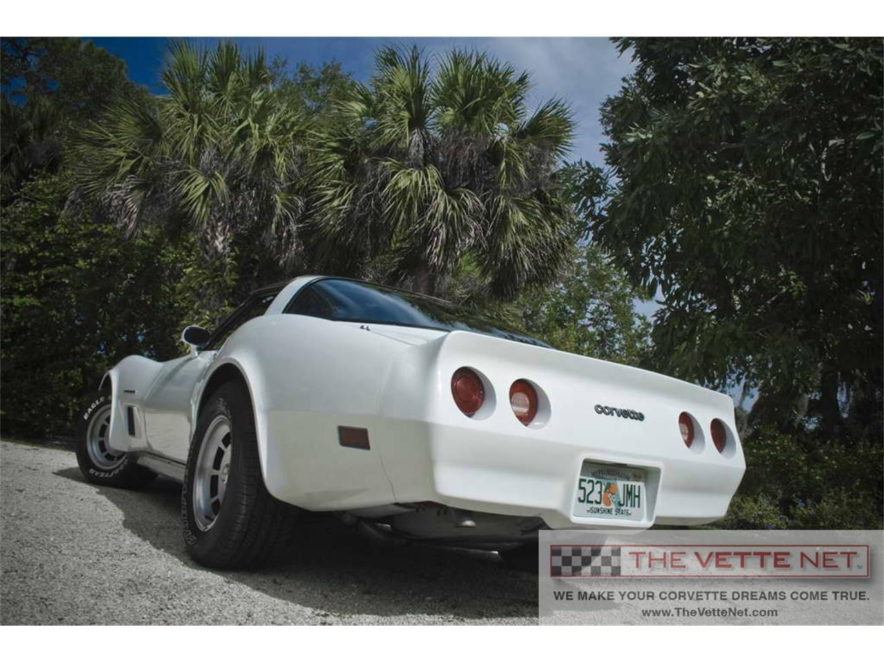 Large Picture of '82 Corvette - HZFB