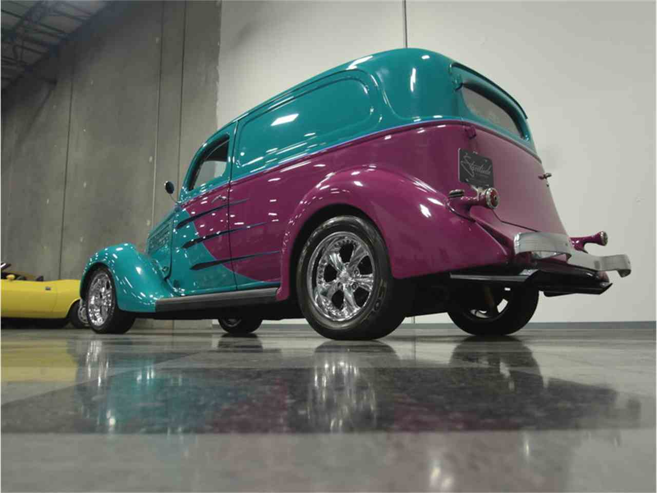 Large Picture of '35 Sedan Delivery - HZFH