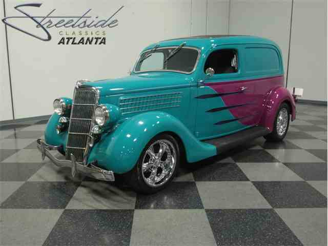 Picture of Classic '35 Ford Sedan Delivery - $38,995.00 Offered by  - HZFH