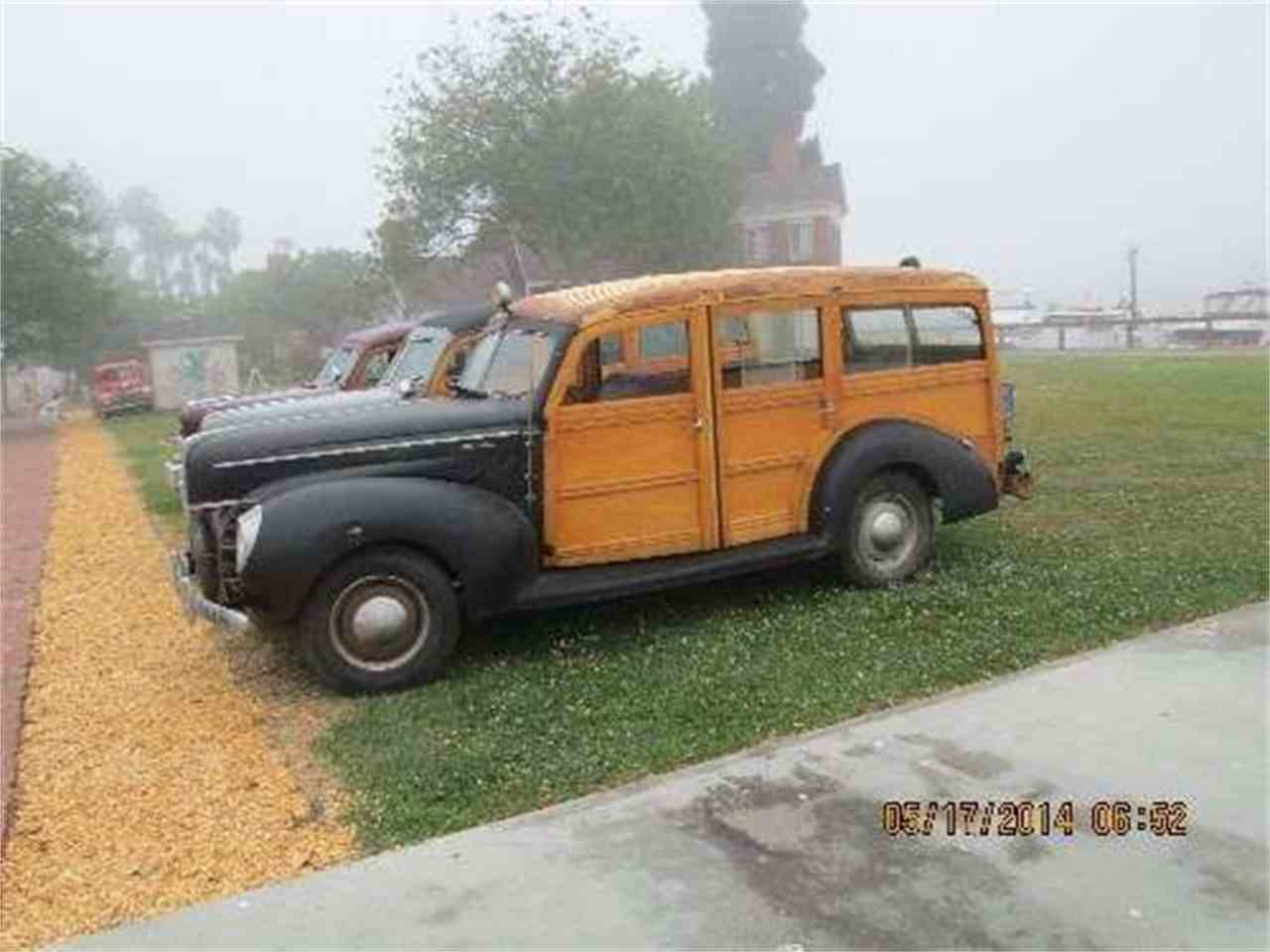 Large Picture of 1940 Ford Woody Wagon located in Michigan - $99,995.00 Offered by Classic Car Deals - HZHM