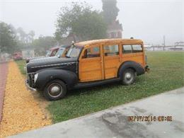 Picture of 1940 Woody Wagon - HZHM
