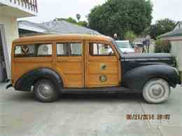Picture of 1940 Woody Wagon Offered by Classic Car Deals - HZHM