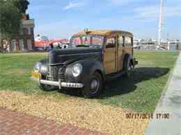 Picture of Classic '40 Woody Wagon - $99,995.00 - HZHM