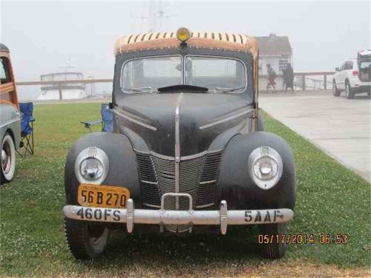 Large Picture of Classic '40 Ford Woody Wagon Offered by Classic Car Deals - HZHM