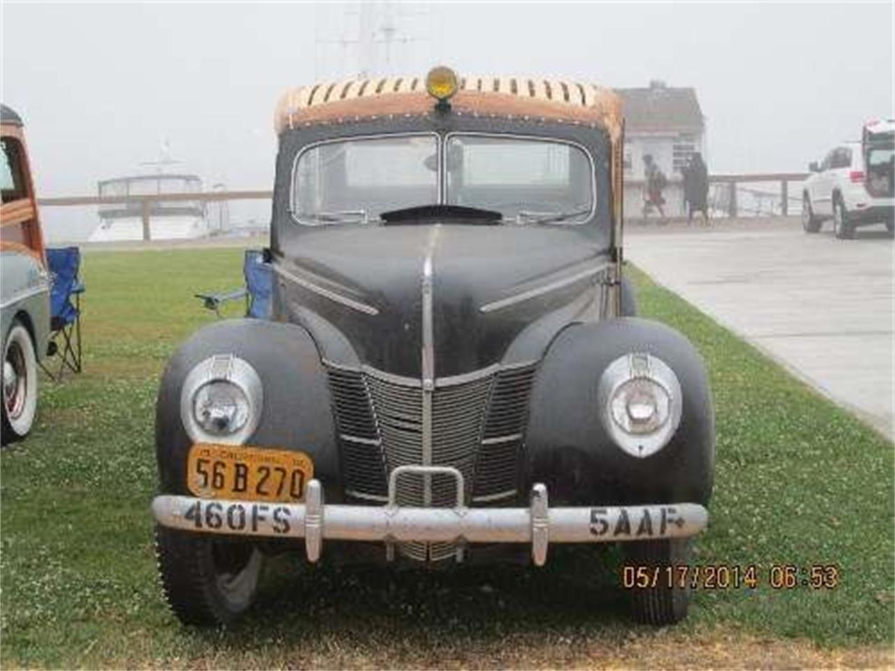 Large Picture of Classic '40 Ford Woody Wagon - $99,995.00 Offered by Classic Car Deals - HZHM