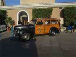Picture of '40 Ford Woody Wagon Offered by Classic Car Deals - HZHM