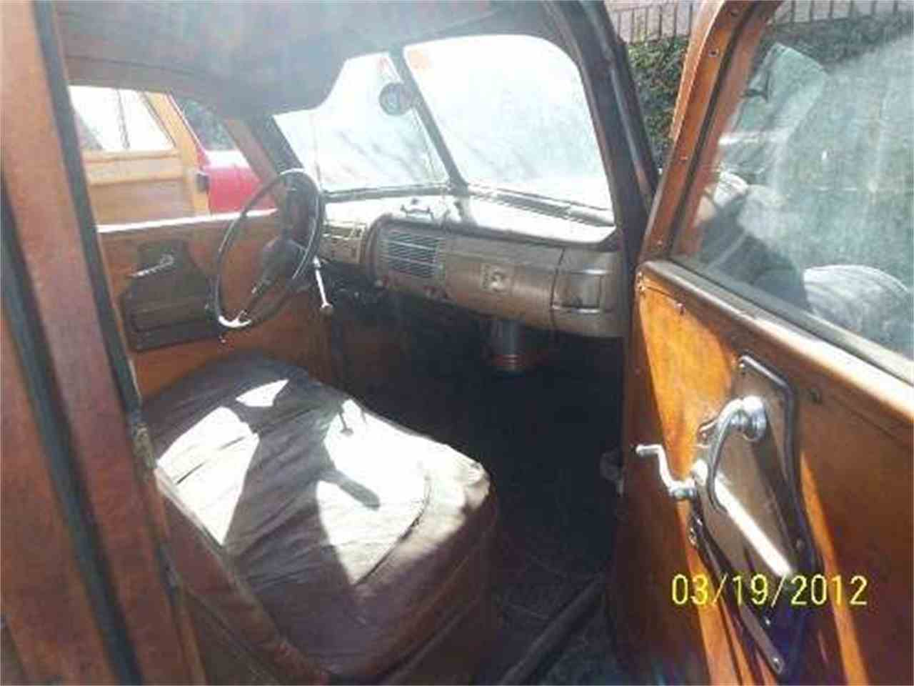 Large Picture of Classic '40 Ford Woody Wagon located in Cadillac Michigan - $99,995.00 Offered by Classic Car Deals - HZHM
