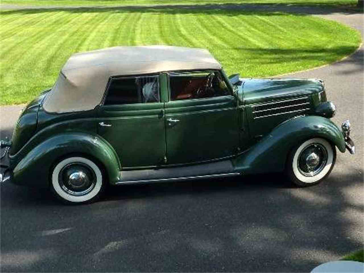Large Picture of '36 Sedan - HZHS
