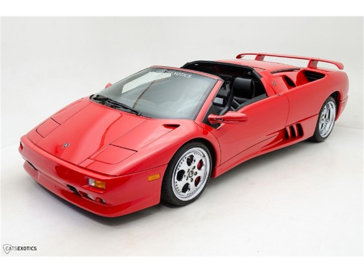 Large Picture of '98 Lamborghini Diablo located in Washington Offered by Cats Exotics - HZIS