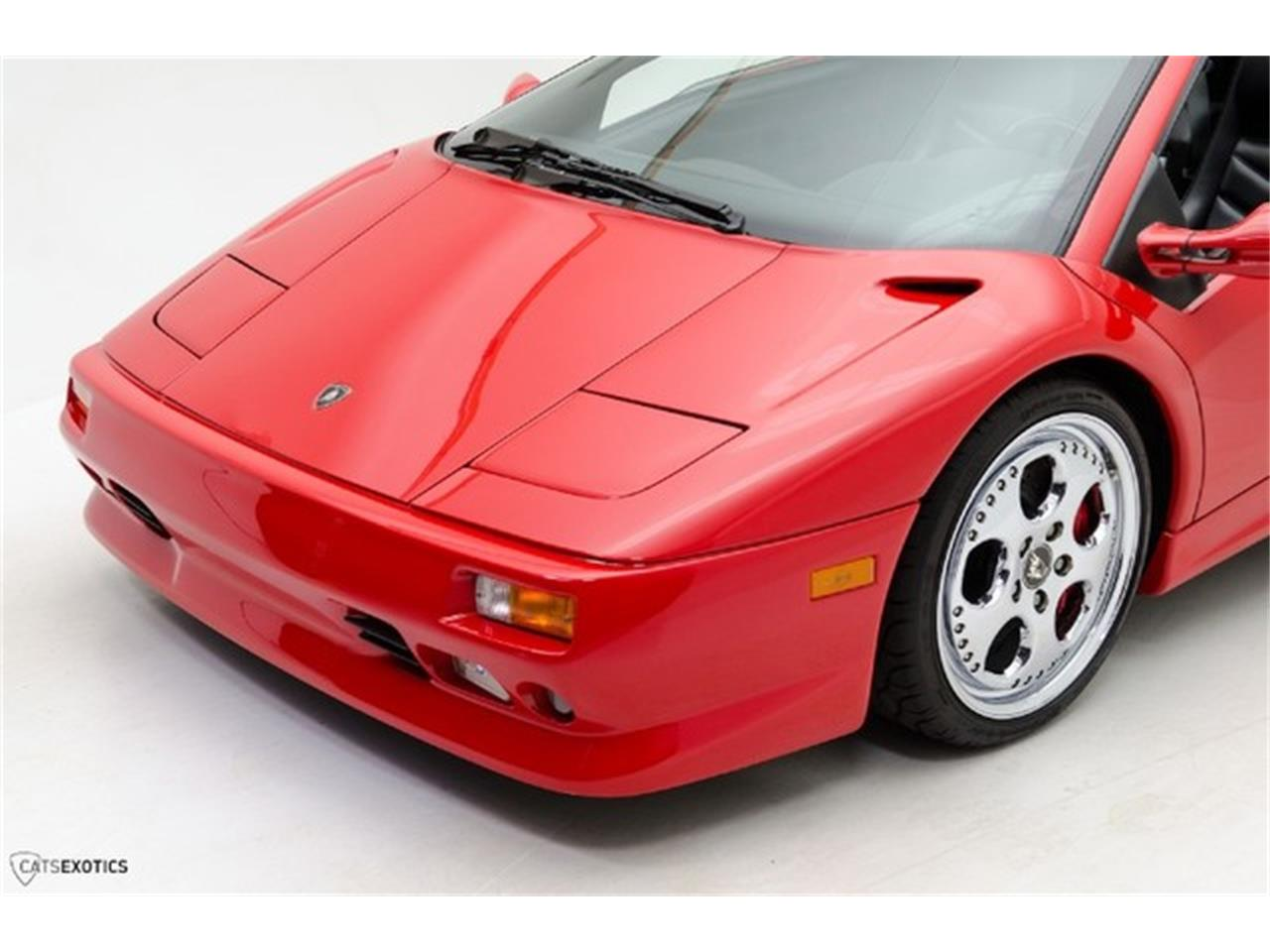 Large Picture of '98 Lamborghini Diablo located in Seattle Washington Auction Vehicle Offered by Cats Exotics - HZIS